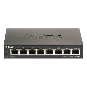 Switch D-Link DGS-1100-08V2 8xGbE