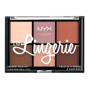 Paleta de Sombras de Ojos Lid Lingerie NYX (6 x 1,37 g)