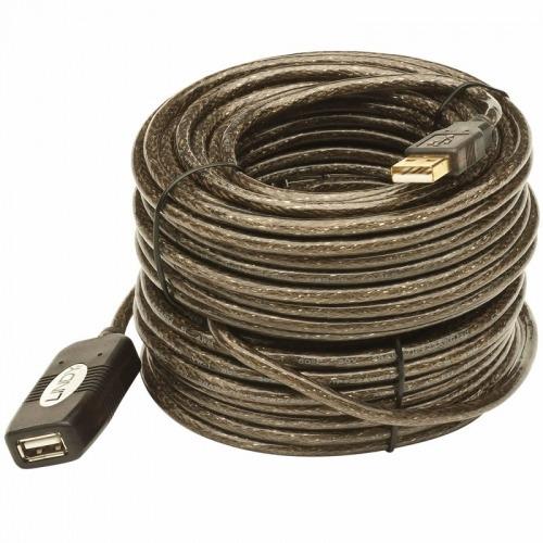 Cable Alargo USB 2.0 AM/AH activo de 20m