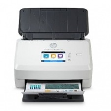 HP ScanJet Enterprise Flow N7000 snw1 - Document scanner - CMOS / CIS - Duplex - 216 x 3100 mm - 600 dpi x 600 dpi - up to 75 ppm (mono) / up to 75 ppm (color) - ADF (80 sheets) - up to 7500 scans per