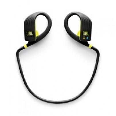 JBL Endurance - Dive - Earphones - Wireless - Black/Yellow