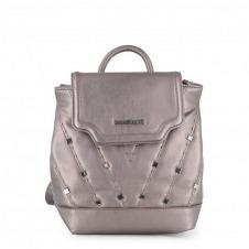 Laura Biagiotti LB18W109-4-METAL-Grey-NOSIZE Womens Rucksack Bag, Grey