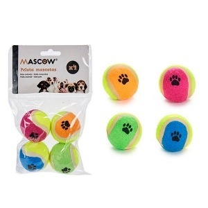 Juguete para Perros (4,5 x 18 x 10 cm) (4 Piezas)
