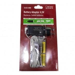 Adaptador de Batería 3 Pilas Tipo AAA 4,5 V