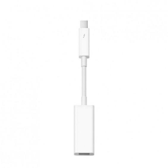 Adaptador Apple de Thunderbolt a FireWire