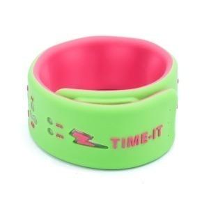 Reloj Unisex Time-It TIT (26 mm) Verde Rosa