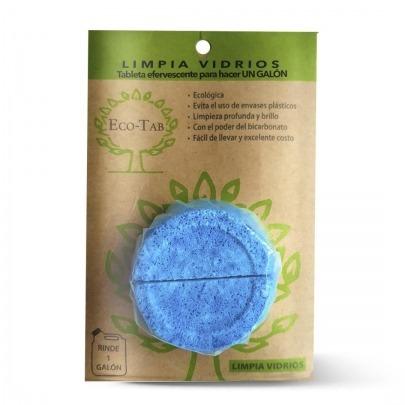 Limpiavidrios Ecológico en Pastilla Marca Eco-Tab