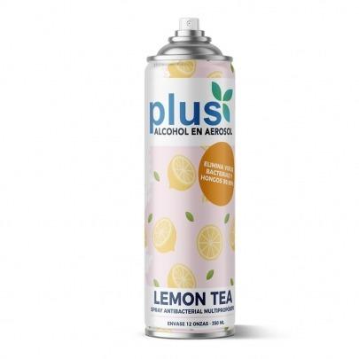 Plus Lemon Tea 350ml