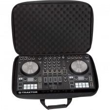 Maleta DJ EVA NI® TRAKTOR KONTROL S4MK3/S3 & Pioneer® DDJ-SR2 Negra (Backpack).
