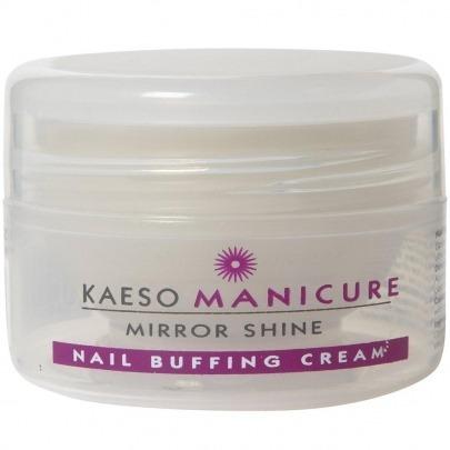 Kaeso Mirror Shine Nail Buffing Cream. CREMA PARA PULIR UÑAS