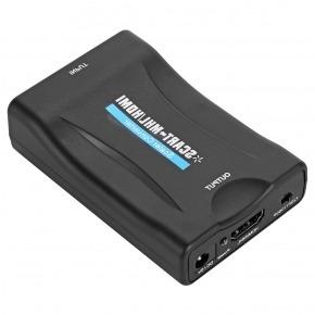 Conversor de Video Scart a HDMI