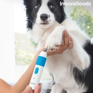 Lima de Uñas Recargable para Mascotas Pawy InnovaGoods