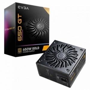 Fuente de Alimentación Gaming EVGA 650 GT Supernova/ 650W/ Ventilador 13.5 cm/ 80 Plus Gold