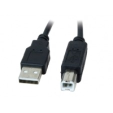 Xtech - USB cable - 1.8 m - 4 pin USB Type B - 4 pin USB Type A - 2.0 a-male b-male