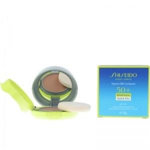 Polvos Compactos Shiseido Spf 50+ Very Dark