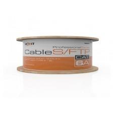 Nexxt S/FTP Cable 4 Pares - Cat6A - Gris– tipo LSZH