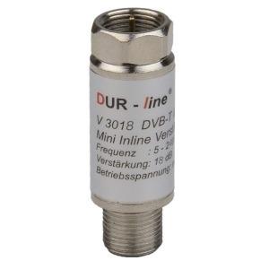 Amplificador SAT DVB-T 18 dB (Reacondicionado A+)