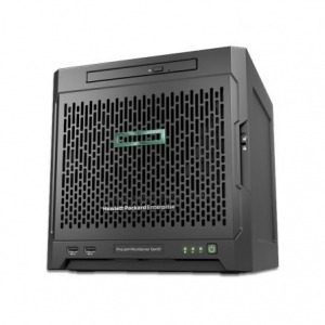 SERVIDOR HPE PROLIANT MICROSERVER GEN10 X3216 - 8 GB-U 4 LFF NHP SATA FUENTE DE ALIMENTACIÓN 200 W