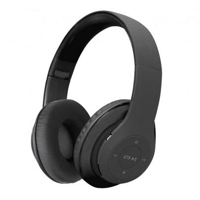 Audífonos Inalámbricos Color Negro Marca Klip Xtreme Pulse KHS-628BK