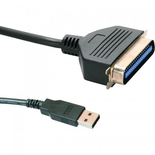 Adaptador USB a Puerto Paralelo (AM/CN36M)