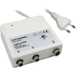 Amplificador METRONIC Blanco (Reacondicionado A+)