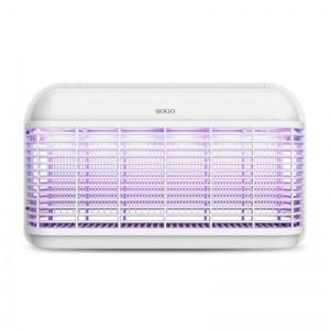 Antimosquitos Eléctrico Sogo MIN-SS-13865 150 m² LED 8W Blanco