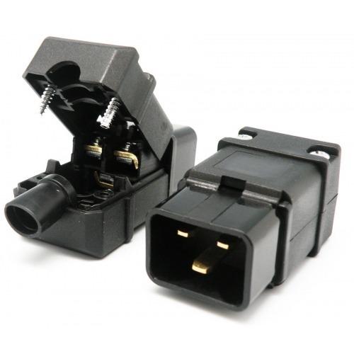 CONECTOR MACHO C20 - 16A