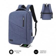 Mochila Subblim City Backpack para Portátiles hasta 15.6