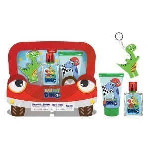 Set de Perfume Infantil My Dino Cartoon EDT (3 pcs)