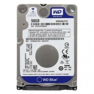 """Disco Duro Western Digital WD Blue 500GB/ 2.5""""/ SATA III"""