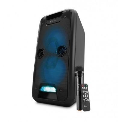 Klip Xtreme - Speaker system - KLS-661 - Black - 2x8