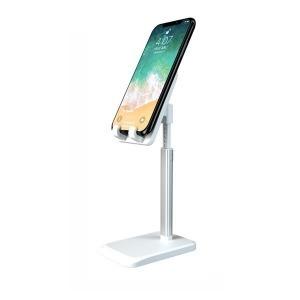 "Soporte Mesa C57 Smartphone hasta 6.9"" BLANCO XO"