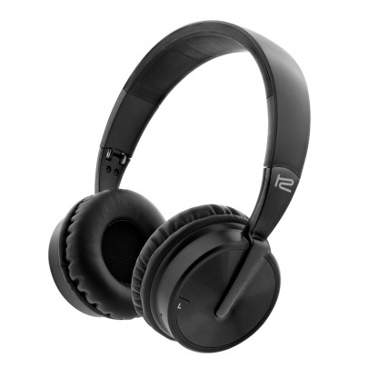 Klip Xtreme - KHS-672BK - Headphones - For Cellular phone / For Computer / For Phone / For Portable electronics / For Tablet / For Home audio - Wireless