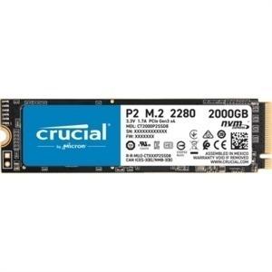 Disco Duro Crucial P2 SSD 2 TB M.2