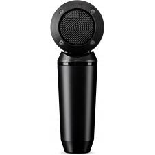 Microfono condensador captacion lateral inc cable XLR-XLR