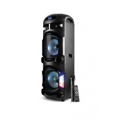 Klip Xtreme KLS-901 - Speaker system - Black - 2x12