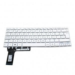 Teclado Asus EeeBook X205 E201 Blanco