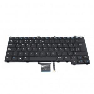 Teclado Dell E7440 Negro