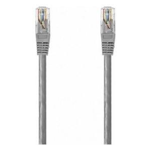 Cable de Red Rígido UTP Categoría 6 DCU Gris (5 m)