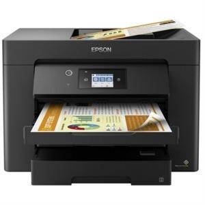 Impresora Multifunción Epson WF-7830DTWF 25 ppm WiFi Negro