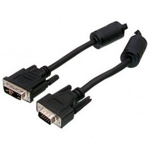 Cable DVI-A a VGA Macho/Macho 5m