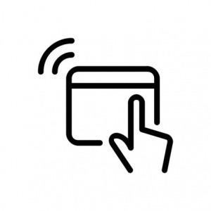 Trackpad Inalambrico Apple Magic Trackpad 2/ Plata