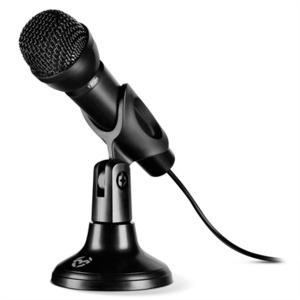 Micrófono Krom MAUMIC0027 Kyp Mini Gaming Negro