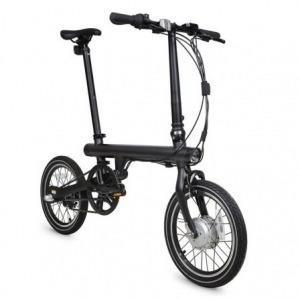 "Bicicleta Eléctrica Xiaomi Mi Smart Electric Folding Bike/ Motor 250W/ Ruedas 16""/ Negra"