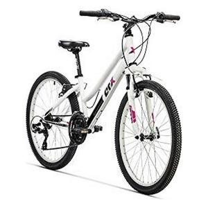"""Bicicleta MTB 24"""" Blanco Junior (Reacondicionado A+)"""