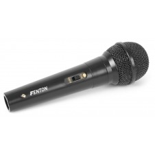 DM100 Microfono Dinamico Negro