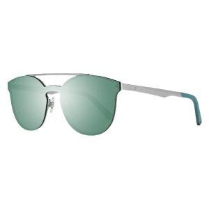Gafas de Sol Unisex WEB EYEWEAR Verde Plateado