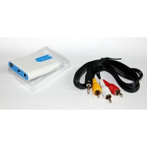 Mini conversor de HDMI a AV
