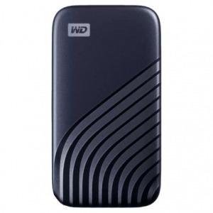 Disco Externo SSD Western Digital My Passport SSD 500GB/ USB 3.2/ Azul