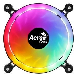 Ventilador Aerocool Spectro 12 FRGB 1000rpm (Ø 12 cm) RGB